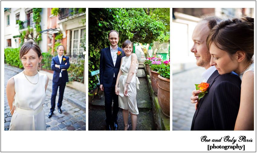 One and Only Paris [photography]-Wedding photographer in Paris France